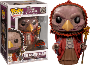 Pop! TV: The Dark Crystal: Age of Resistance - The Chamberlain (Exclusive) - Sheldonet Toy Store