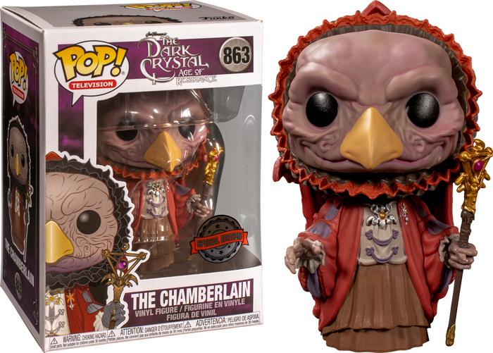 Pop! TV: The Dark Crystal: Age of Resistance - The Chamberlain (Exclusive)
