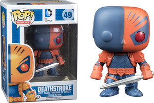 POP! Heroes : DC - Deathstroke [Exclusive] - Sheldonet Toy Store