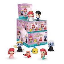 Mystery Minis : Little Mermaid (Random Blind Box) - Sheldonet Toy Store