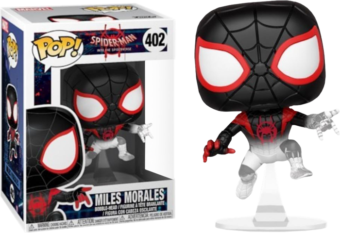 Pop! Marvel: Into the Spider-verse - Miles Morales Translucent (Exclusive)
