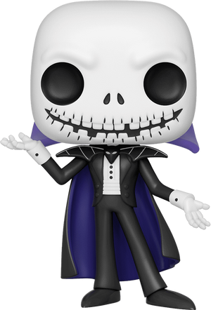 POP! Disney : Nightmare Before Christmas - Vampire Jack - Sheldonet Toy Store
