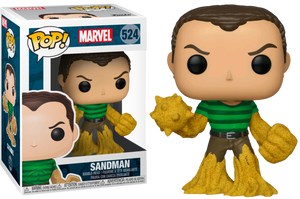 Pop! Marvel: 80th - Sandman (Exclusive) - Sheldonet Toy Store