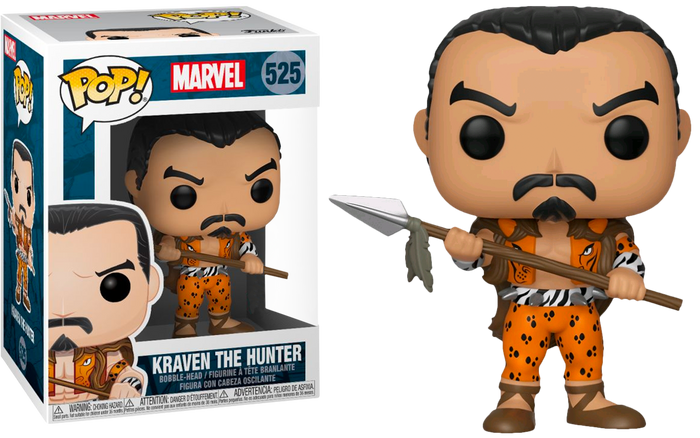 Pop! Marvel: 80th - Kraven the Hunter (Exclusive)