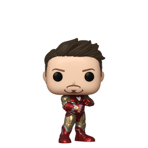 POP! Marvel: Avengers: Endgame - Tony Stark with Infinity Gauntlet  [NYCC 2019 Fall Convention] - Sheldonet Toy Store