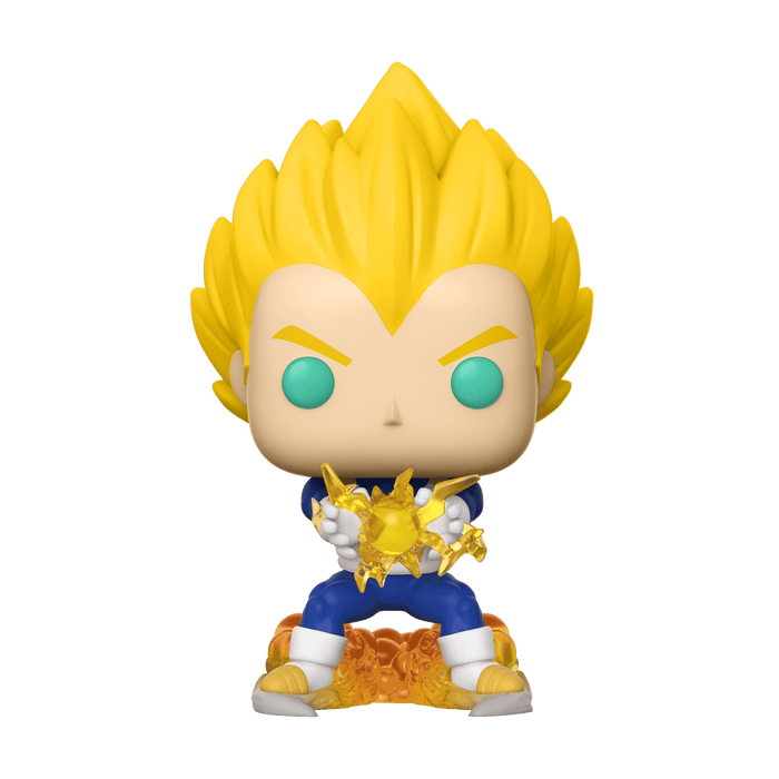 POP! Animation: Dragon Ball Z - Final Flash Vegeta  [NYCC 2019 Fall Convention]