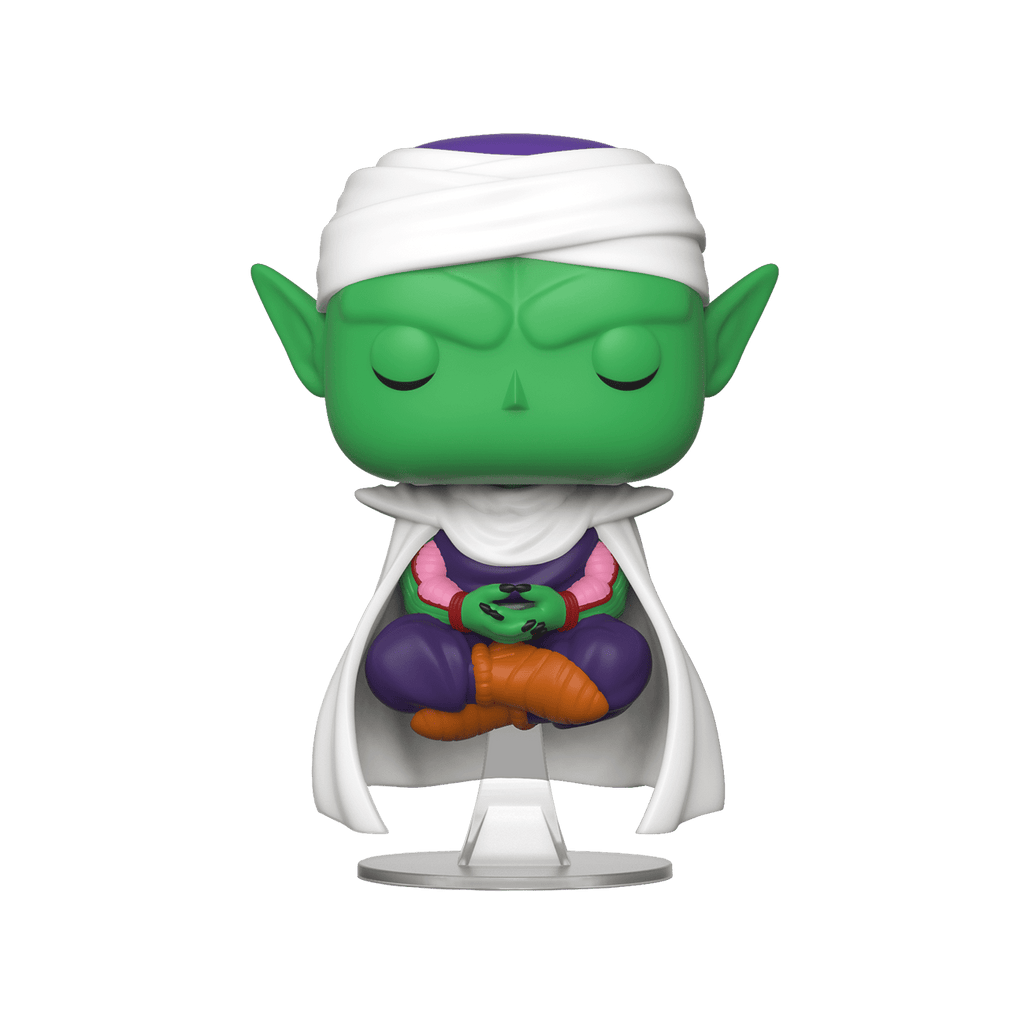POP! Animation: Dragon Ball Z - Piccolo in Lotus Meditation  [NYCC 2019 Fall Convention] - Sheldonet Toy Store