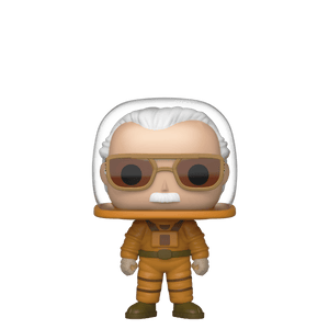Pop! Icon: Stan Lee as Astronaut  [NYCC 2019 Fall Convention] - Sheldonet Toy Store
