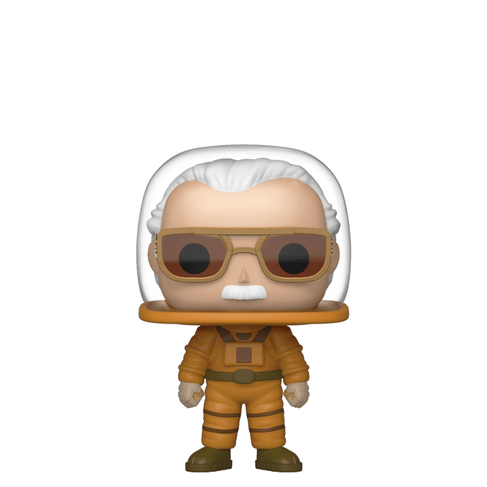 Pop! Icon: Stan Lee as Astronaut  [NYCC 2019 Fall Convention]