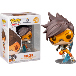 Pop! Games: Overwatch - Tracer with Guns - Sheldonet Toy Store