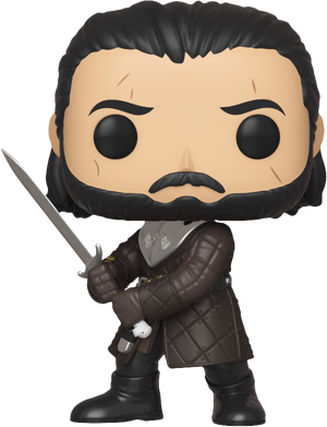 Pop! TV: Game Of Thrones - Jon Snow (Battle of Winterfell) - Sheldonet Toy Store