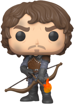 Pop! TV: Game Of Thrones - Theon with Flaming Arrows - Sheldonet Toy Store