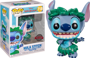 POP! Disney: Lilo And Stitch - Stitch In Hula Skirt (Exclusive) - Sheldonet Toy Store