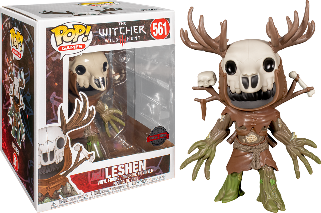 "Pop! Games: The Witcher 3 - Leshen 6"" Inch [Exclusive] - Sheldonet Toy Store"
