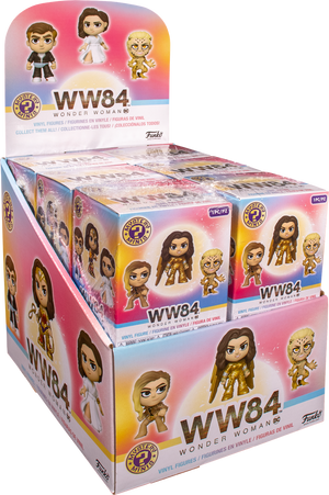 Mystery Minis: Wonder Woman 1984 (Blind Box) - Sheldonet Toy Store