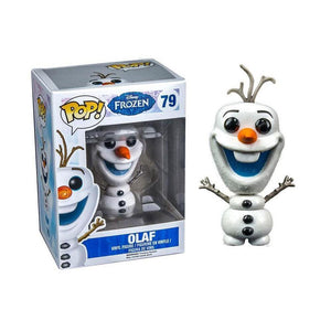 Pop! Disney: Frozen - Olaf Glitter [Exclusive] - Sheldonet Toy Store