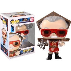 Pop! Icons: Stan Lee in Ragnarok Outfit - Sheldonet Toy Store