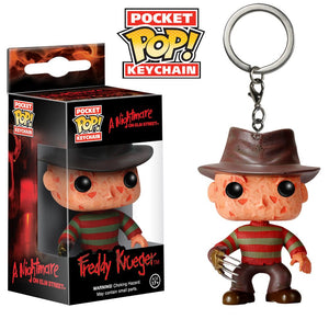 Pocket POP! Keychain : Horror - Freddy Krueger - Sheldonet Toy Store