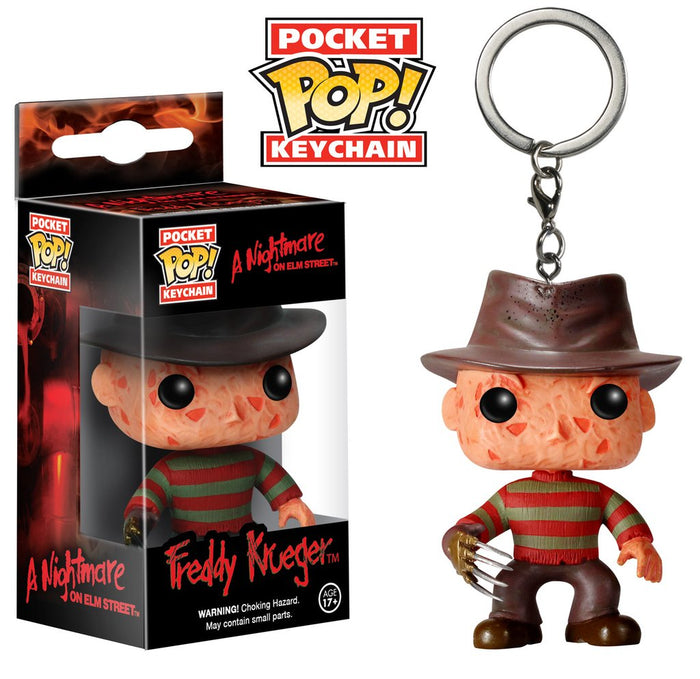 Pocket POP! Keychain : Horror - Freddy Krueger