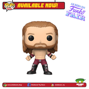 Pop! WWE: Edge - Sheldonet Toy Store