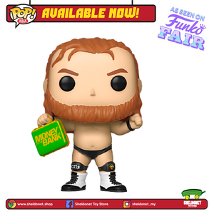 Pop! WWE: Otis - Sheldonet Toy Store