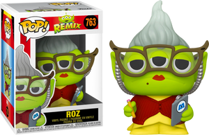 Pop! Disney: Pixar - Alien as Roz - Sheldonet Toy Store