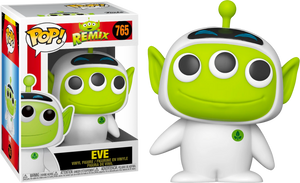 Pop! Disney: Pixar - Alien as Eve - Sheldonet Toy Store