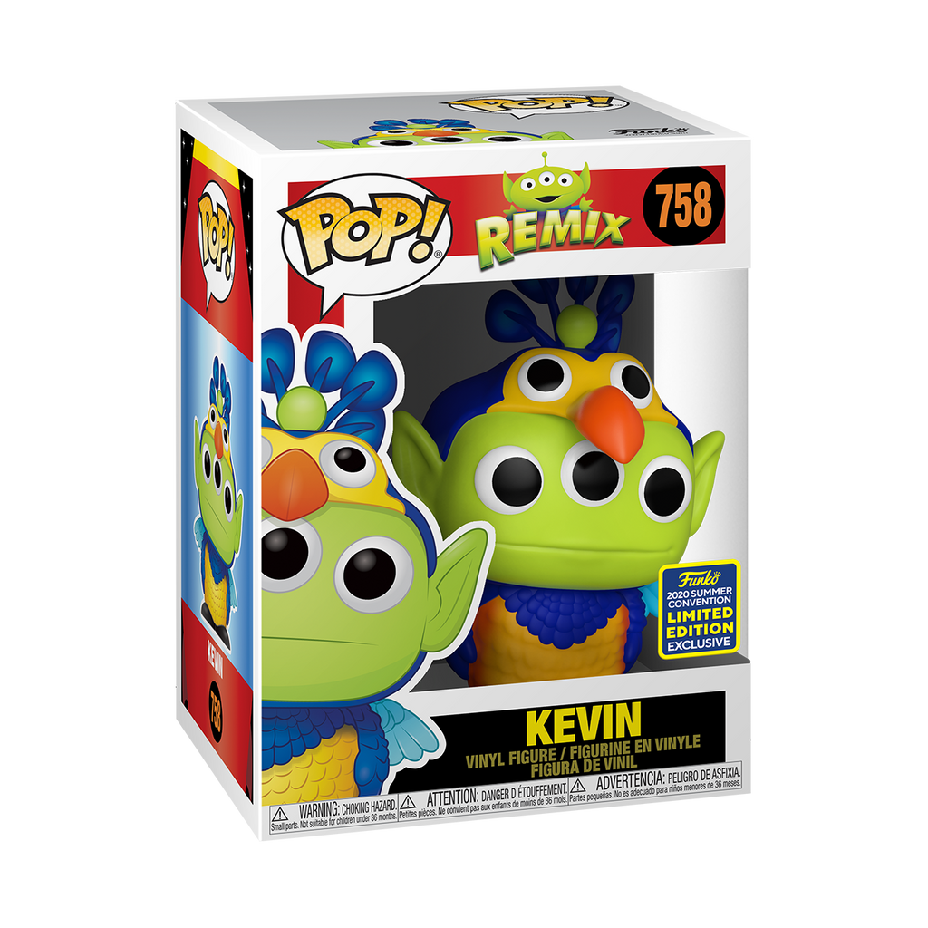 [In-Stock] Pop! Disney: Pixar - Alien As Kevin [SDCC Summer Convention 2020] - Sheldonet Toy Store