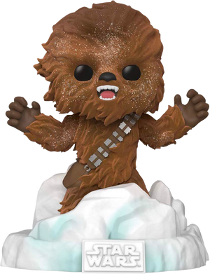 Pop! Deluxe: Star Wars - Chewbacca (Flocked) [Exclusive] - Sheldonet Toy Store