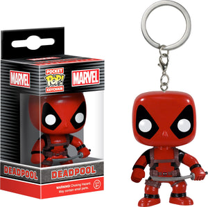 Pocket POP! Keychain : Marvel - Deadpool - Sheldonet Toy Store