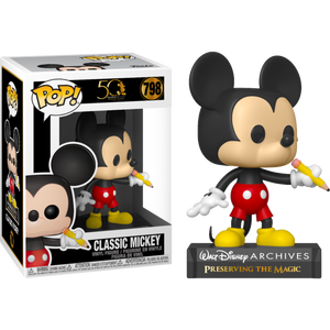 Pop! Disney: Walt Disney Archive - Classic Mickey - Sheldonet Toy Store