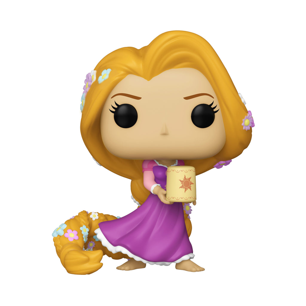 Pop! Disney: Tangled - Rapunzel with Lantern (Exclusive) - Sheldonet Toy Store
