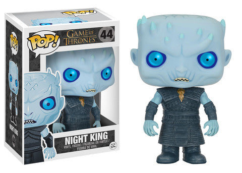Pop! TV: Game Of Thrones - Night King - Sheldonet Toy Store