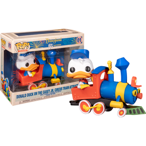 Pop! Trains: Casey Jr. - Donald Duck with Engine - Sheldonet Toy Store