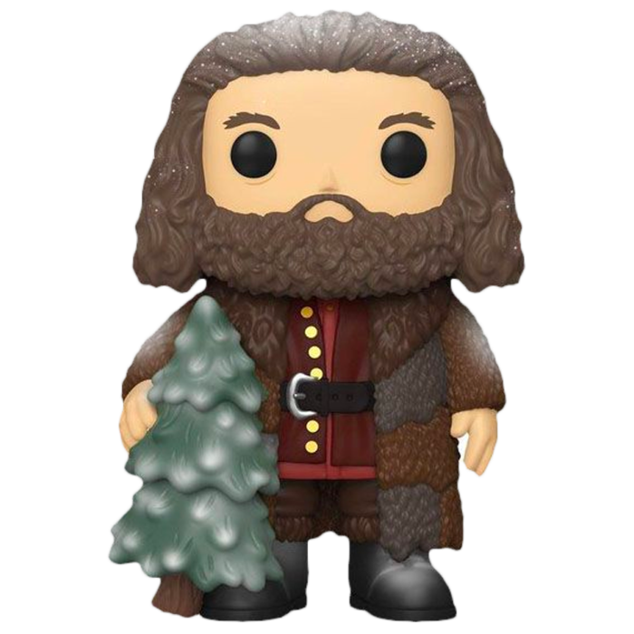 "Pop! Harry Potter: Holiday - Hagrid 6"" Inch - Sheldonet Toy Store"