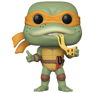 Pop! Retro Toys: Teenage Mutant Ninja Turtles - Michelangelo - Sheldonet Toy Store