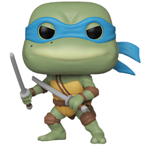 Pop! Retro Toys: Teenage Mutant Ninja Turtles - Leonardo - Sheldonet Toy Store