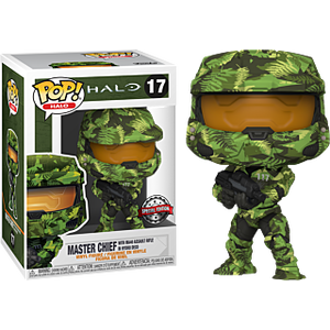 Pop! Games: Halo Infinite - Master Chief in Hydro Deco (Exclusive) - Sheldonet Toy Store