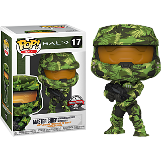 Pop! Games: Halo Infinite - Master Chief in Hydro Deco (Exclusive)