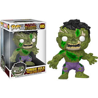 "Pop! Marvel: Marvel Zombies - Hulk 10"" Inch (Exclusive) - Sheldonet Toy Store"