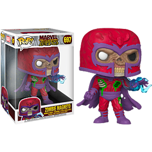 "Pop! Marvel: Marvel Zombies - Magneto 10"" Inch (Exclusive) - Sheldonet Toy Store"