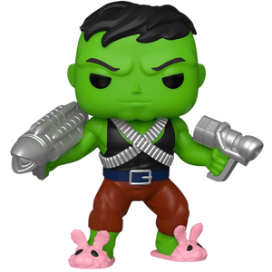 "Pop! Marvel: Marvel Comics - Professor Hulk 6"" Inch [Exclusive] - Sheldonet Toy Store"