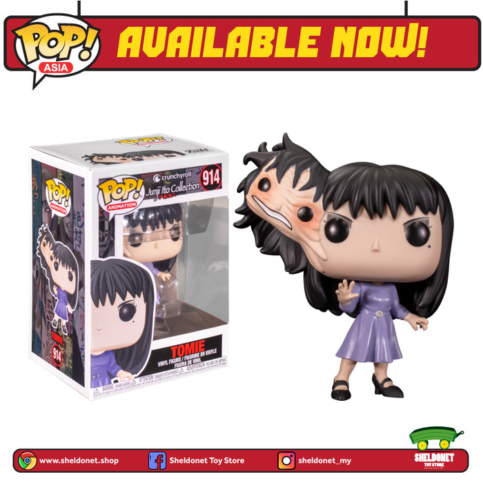 Pop! Animation - Junji Ito Collection - Tomie