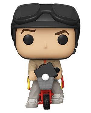 Pop! Rides: Dumb and Dumber - Lloyd Christmas with Bicycle - Sheldonet Toy Store
