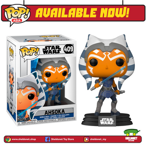 Pop! Star Wars: Clone Wars - Ahsoka - Sheldonet Toy Store