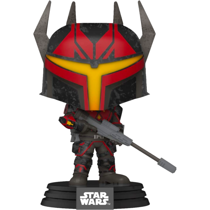 Pop! Star Wars: Clone Wars - Gar Saxon - Sheldonet Toy Store