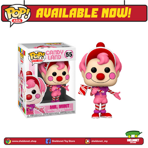 Pop! Vinyl: Candyland - Mr. Mint - Sheldonet Toy Store