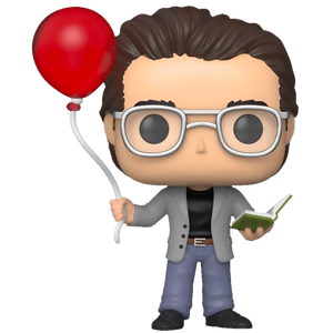 Pop! Icons - Stephen King with Red Balloon (Exclusive) - Sheldonet Toy Store
