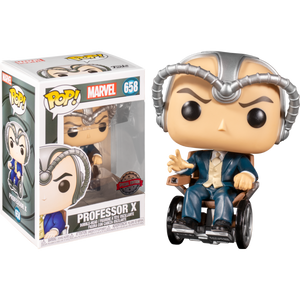 Pop! Marvel: X-Men - Professor X (Cerebro) [Exclusive]