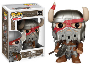 POP! Games: Elder Scrolls Online - Nord - Sheldonet Toy Store